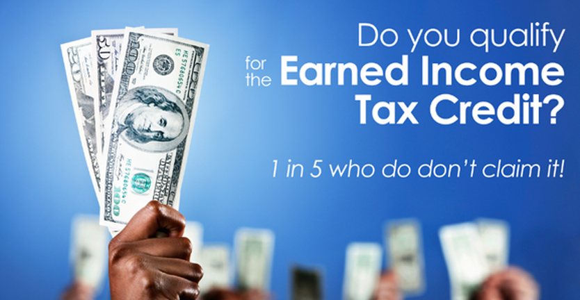 do you qualify for the earned income credit